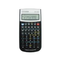 Калькулятор научный Citizen 10+2 разрядов 165 функций 149*70*12 мм черный SR260N